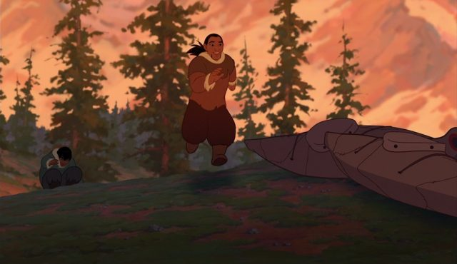 Disney Sitka personnage frere des ours