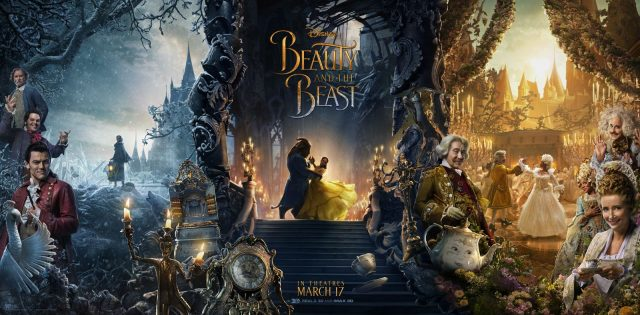 affiche poster disney pictures belle bête beauty beast