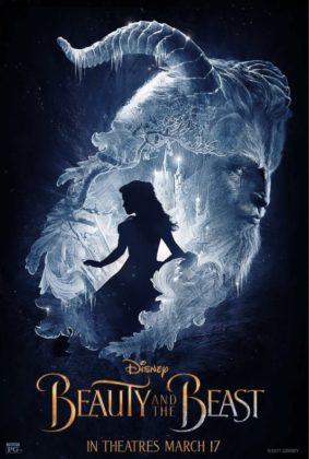 affiche poster disney pictures la belle et la bête beauty beast
