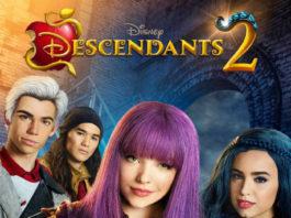 affiche poster descendants 2 disney channel original movie