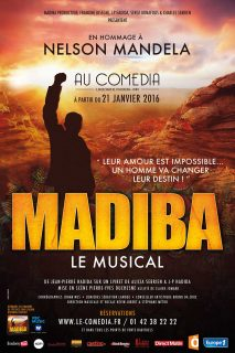jean-luc guizonne affiche madiba comedie musicale