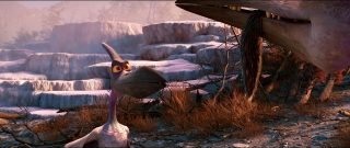 blizzard downpour personnage character pixar disney voyage arlo good dinosaur