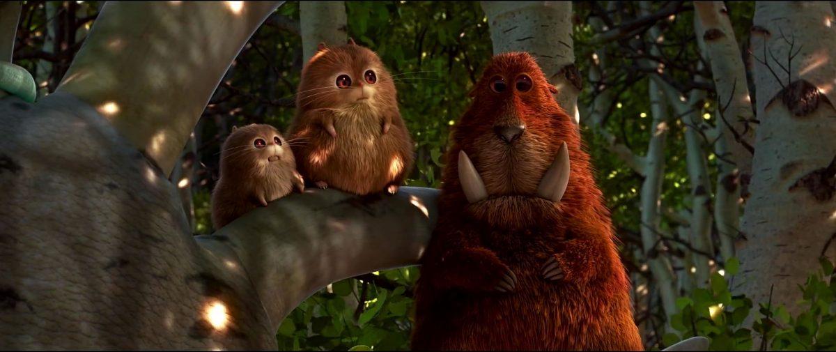 briseur reve Dream-crusher personnage character good dinosaur voyage arlo disney pixar