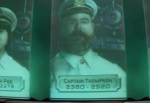 capitaine thompson pixar disney personnage character wall-e