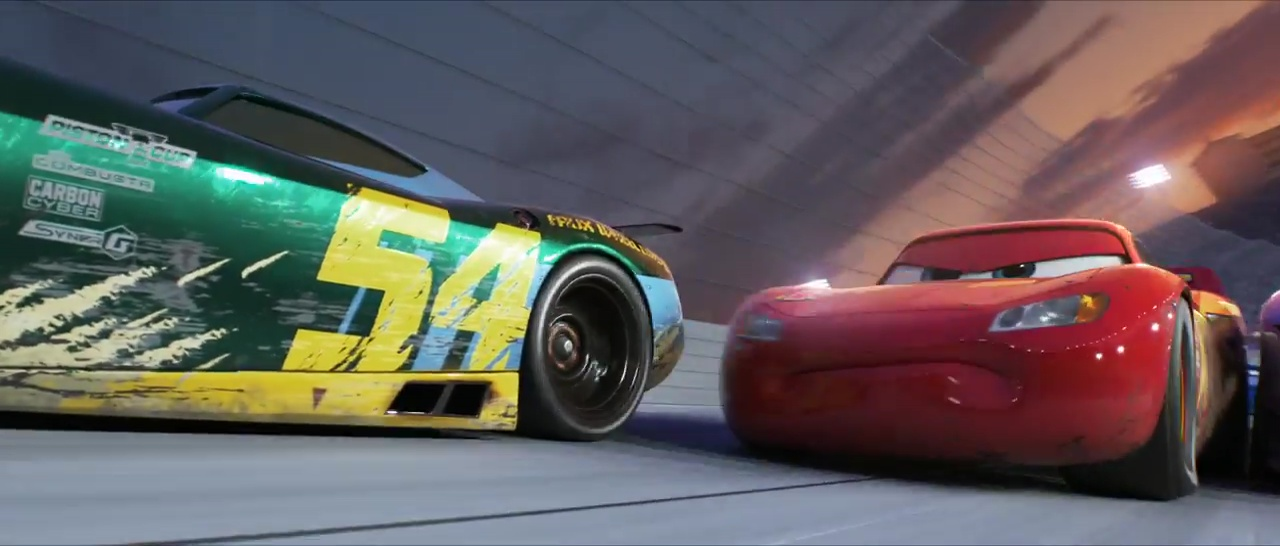 capture disney pixar cars 3