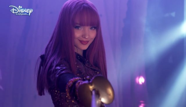 capture descendants 2 disney channel original movie