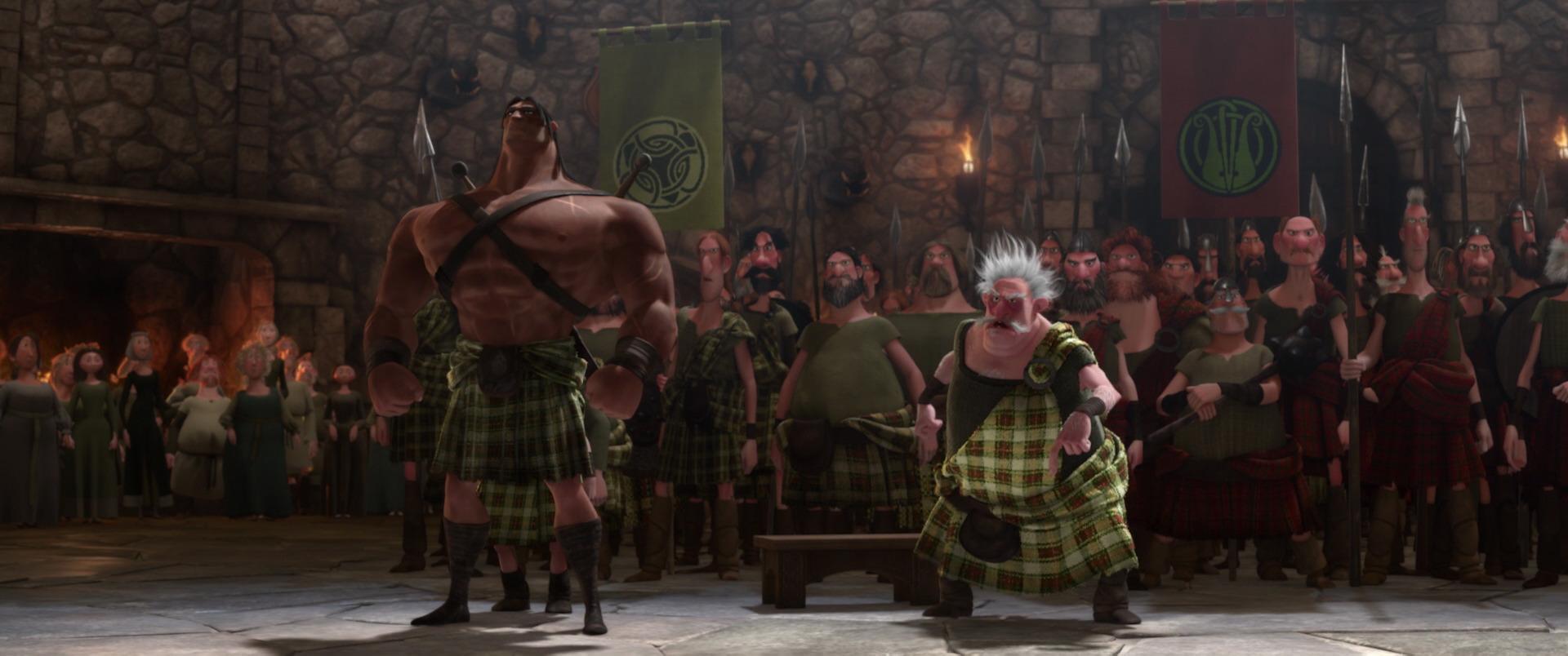conan pixar disney character rebelle brave