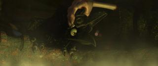 corbeau crow pixar disney character rebelle brave