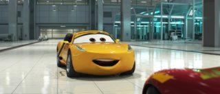 cruz ramirez personnage character cars 3 pixar disney