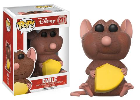 emile funko pop ratatouille disney pixar