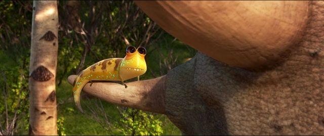 fury personnage character good dinosaur voyage arlo disney pixar