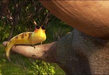 fury personnage character pixar disney voyage arlo good dinosaur