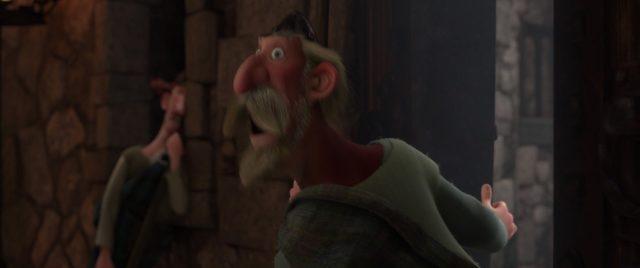 gordon personnage character rebelle brave disney pixar
