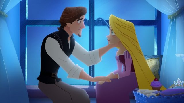 image raiponce moi rêve tangled before ever after disney channel