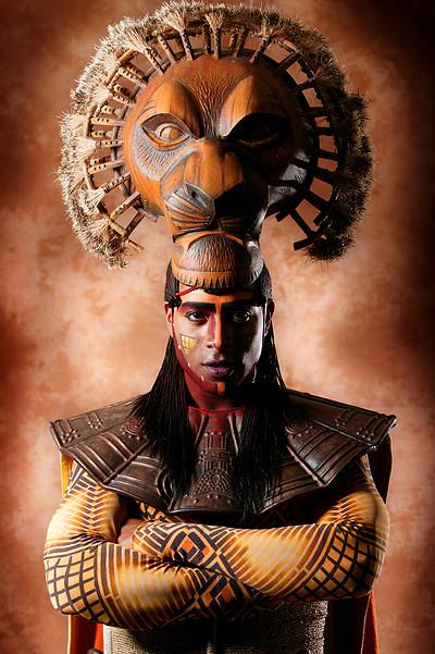 jean-luc guizonne disney comédie musicale roi lion king