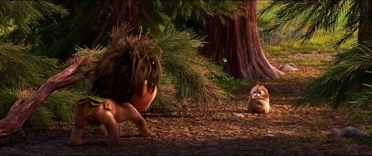 lemming personnage character good dinosaur voyage arlo disney pixar