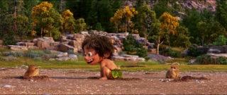 lemming personnage character pixar disney voyage arlo good dinosaur