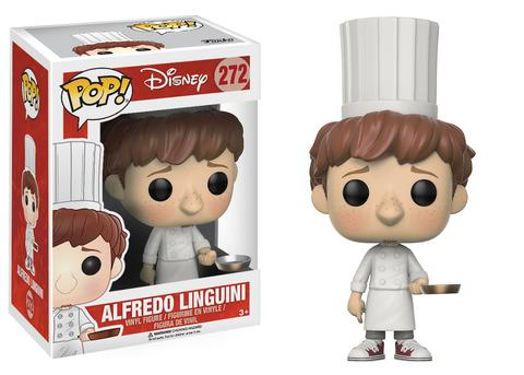 alfredo linguini funko pop ratatouille disney pixar