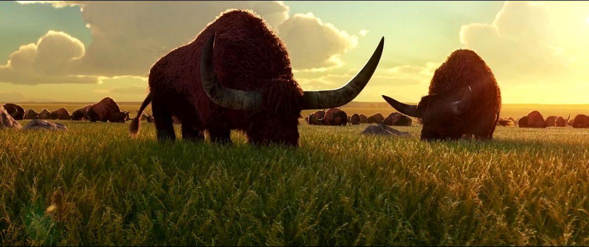 longhorn personnage character good dinosaur voyage arlo disney pixar