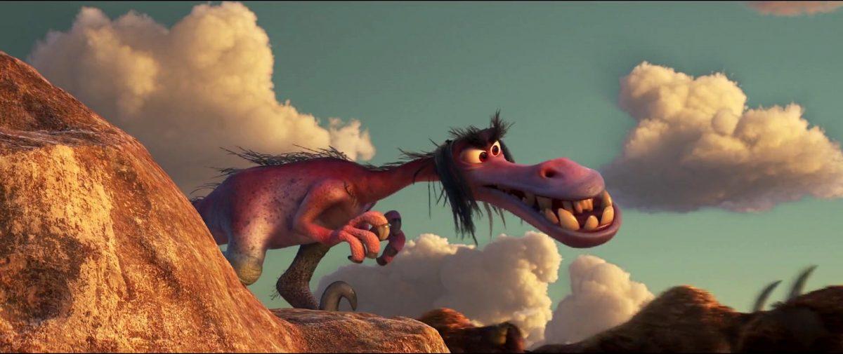lurleane personnage character good dinosaur voyage arlo disney pixar