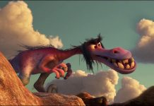 lurleane personnage character pixar disney voyage arlo good dinosaur
