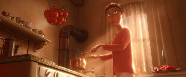 madame ego personnage character ratatouille disney pixar