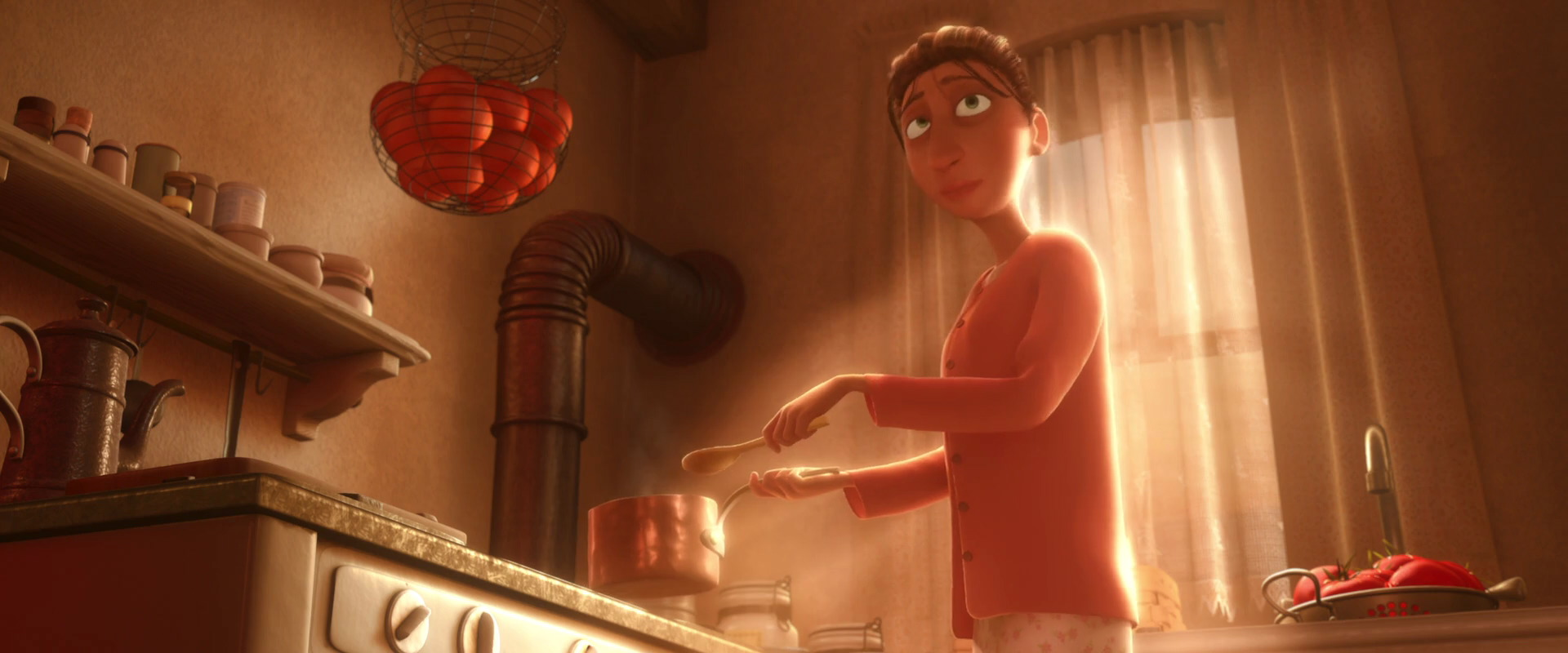 madame mrs ego personnage character pixar disney ratatouille