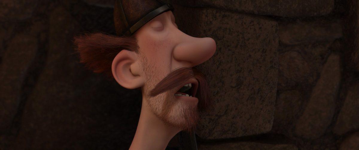 martin personnage character rebelle brave disney pixar