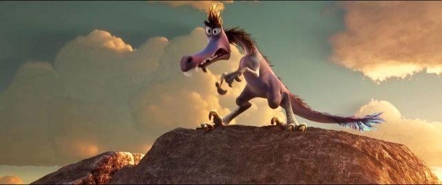 pervis personnage character good dinosaur voyage arlo disney pixar