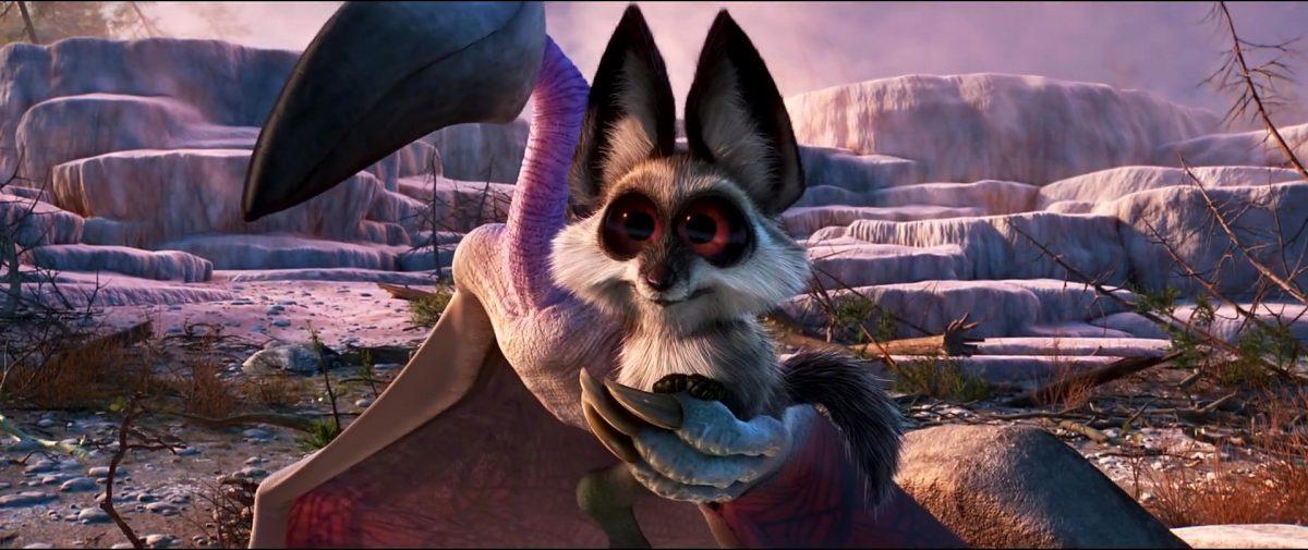 renard fox personnage character good dinosaur voyage arlo disney pixar