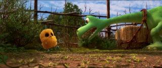 poule poussin chicken  personnage character pixar disney voyage arlo good dinosaur
