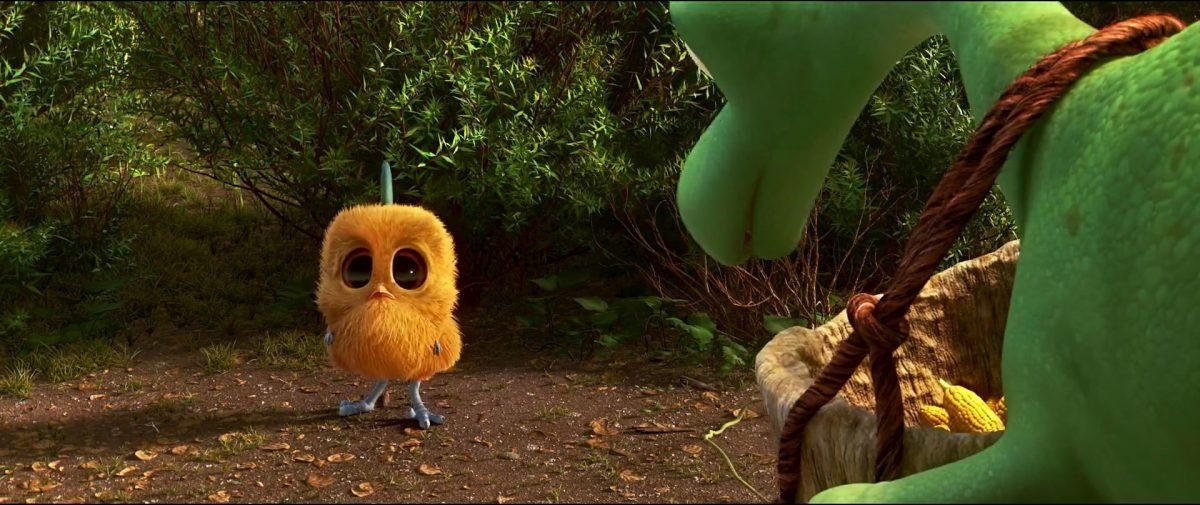 poulet chicken personnage character good dinosaur voyage arlo disney pixar
