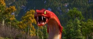 tetrapodophis  personnage character pixar disney voyage arlo good dinosaur