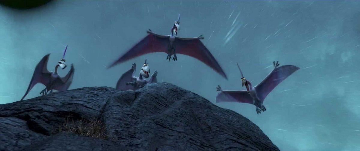 tornade windgust personnage character good dinosaur voyage arlo disney pixar