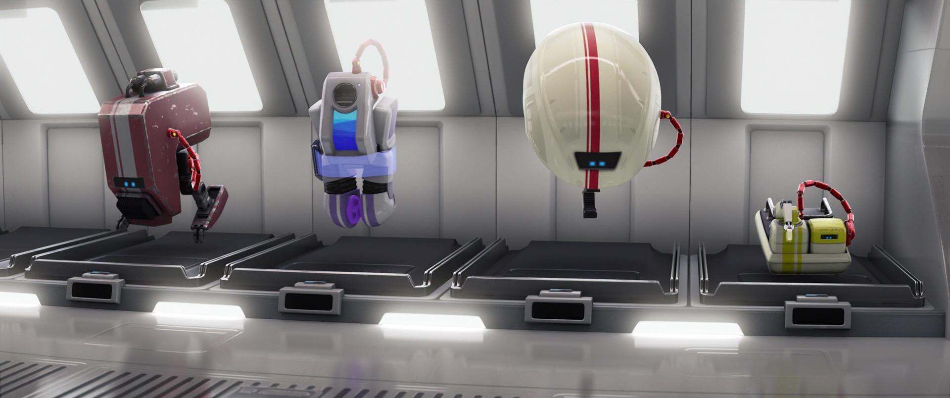 robot transport truck cart pixar disney personnage character wall-e