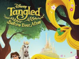 actu affiche Disney Raiponce Before ever after serie