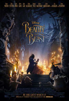 la belle et la bête beauty and beast affiche poster personnage character disney pictures imax