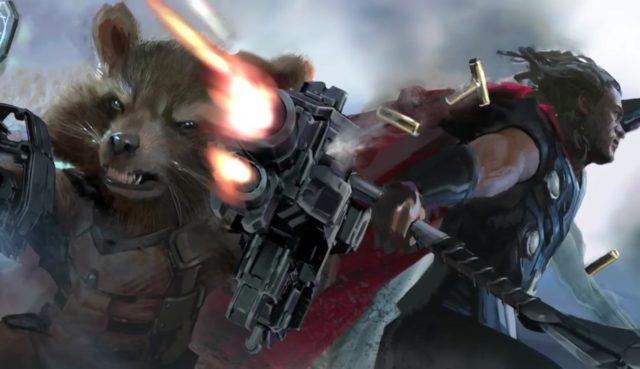 making-of avengers infinity war disney marvel