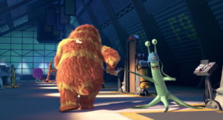 charlie ray proctor pixar disney personnage character  monstres academy monsters university