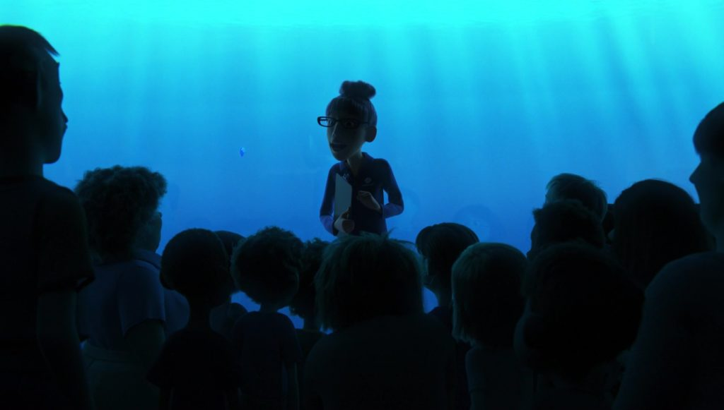 cindy pixar disney personnage character monde dory finding