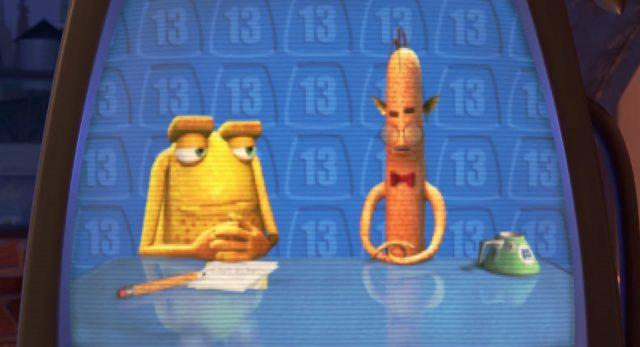 docteur frasenberger personnage character monstres monsters inc cie disney pixar