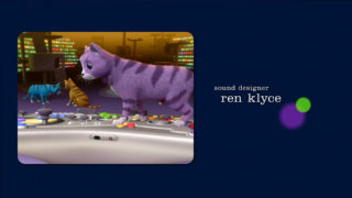 chat cat emotion pixar disney character personnage vice-versa inside out
