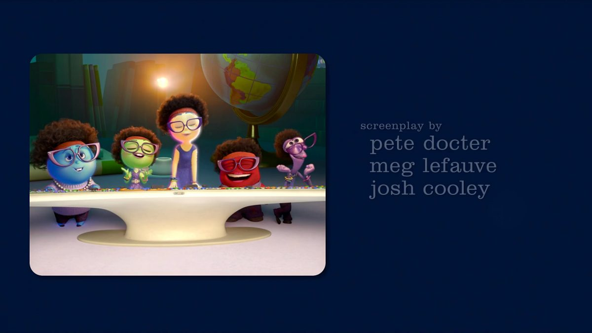 institutrice teacher emotion personnage character vice versa inside out disney pixar