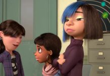 fille cool girl pixar disney character personnage vice-versa inside out