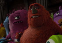 flora blob ghast personnage character monstres academy monsters university pixar disney
