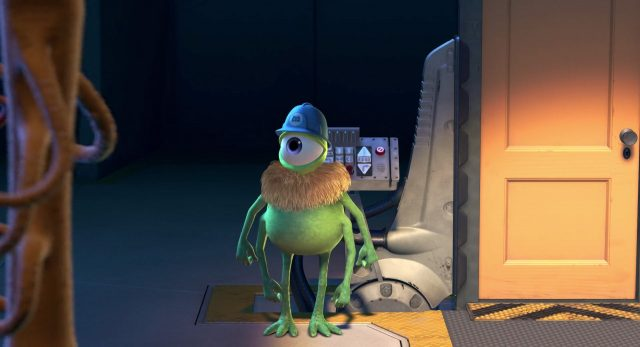 frank personnage character monstres monsters inc cie disney pixar