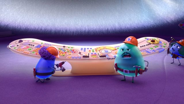 fritz personnage character vice versa inside out disney pixar
