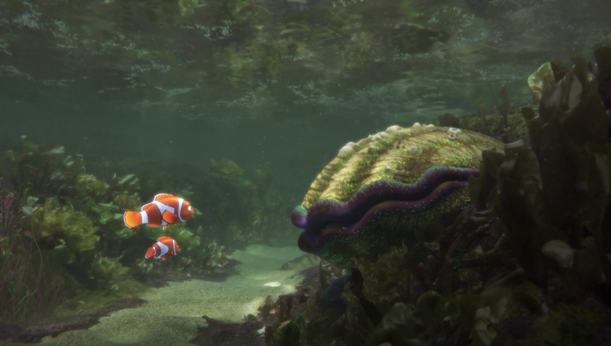 huitre oyster personnage character monde finding dory disney pixar