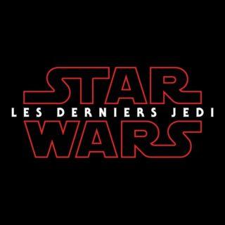 logo star wars 8 dernier last jedi disney lucasfilm