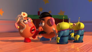 madame patate potatoe head pixar disney personnage character toy story 2
